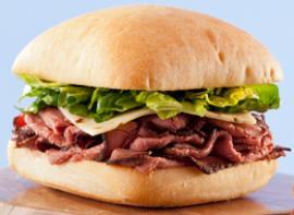 Wasabi Caesar Roast Beef*