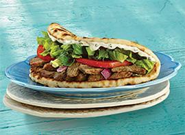 Tzatziki Steak