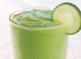 Cucumber Mojito Smoothie